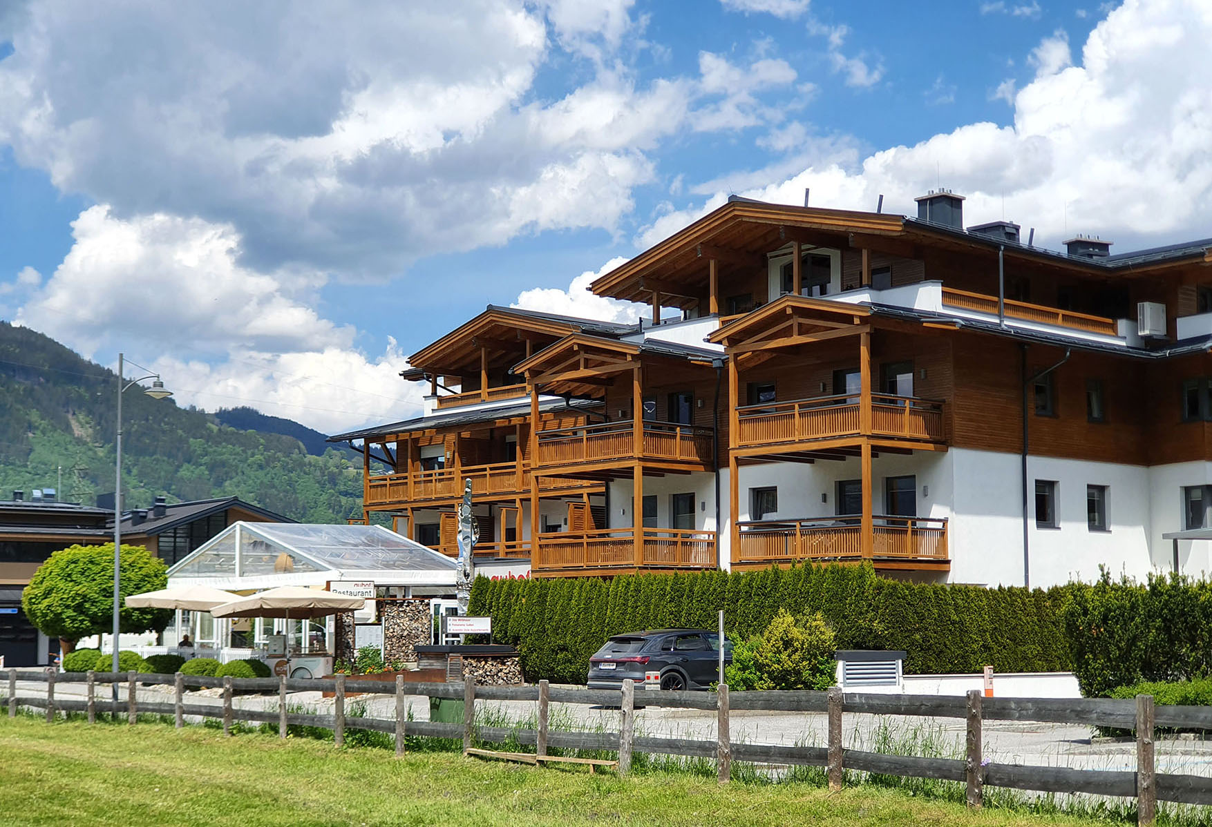 Kaprun, The Kaprun Apartment