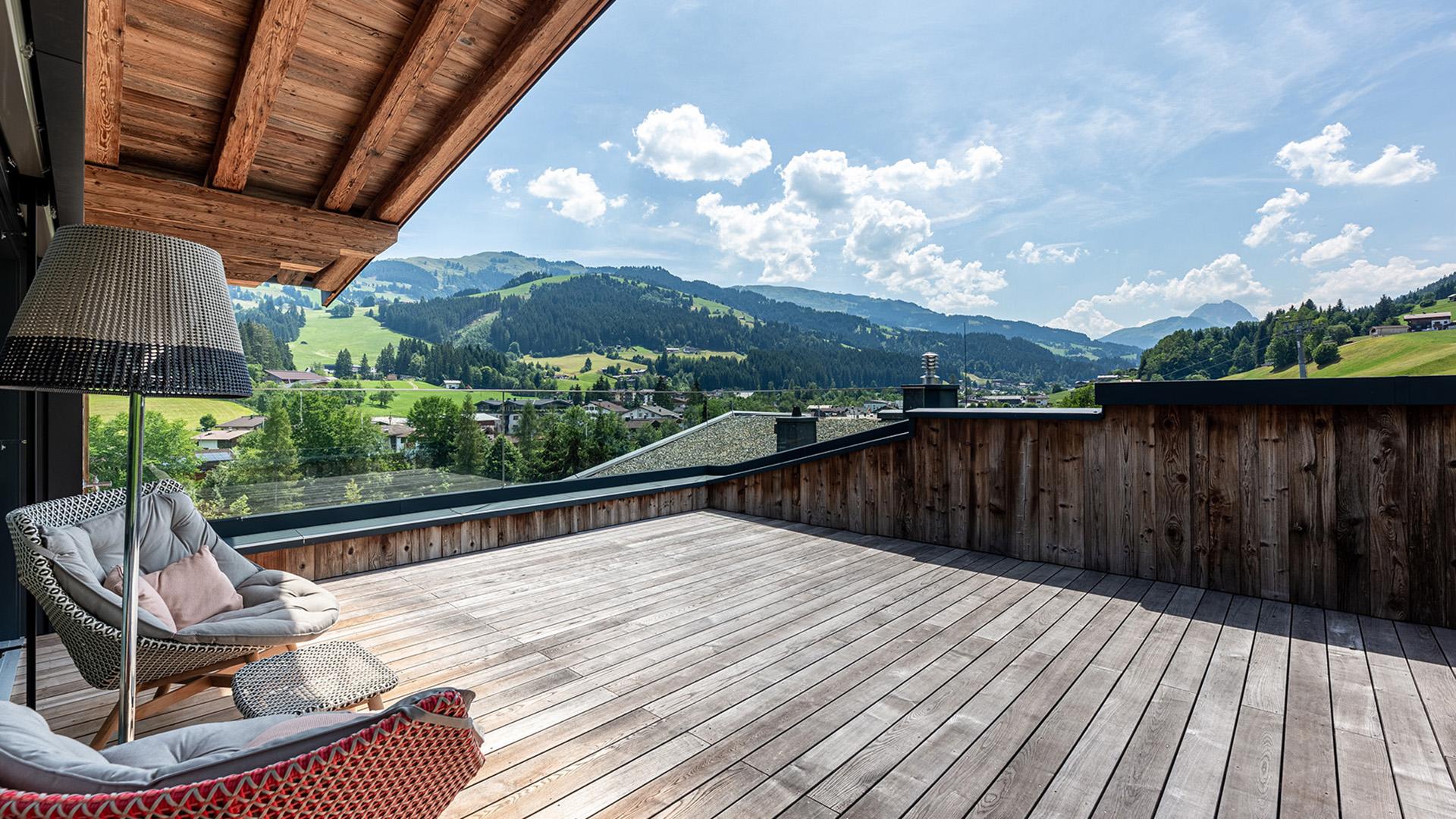 The Kirchberg Chalets Chalet, Austria