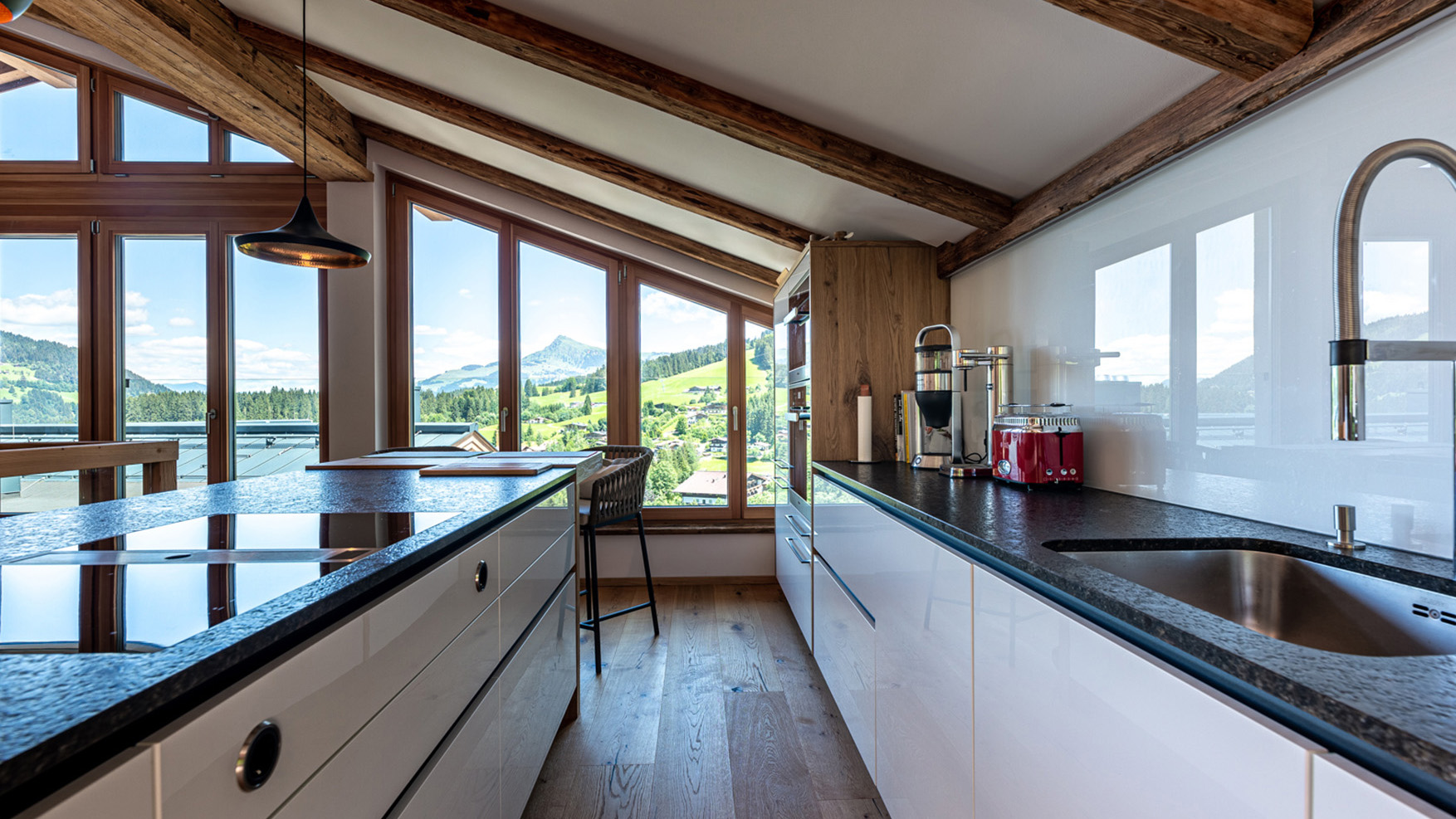 The Kirchberg Penthouse Apartments, Austria