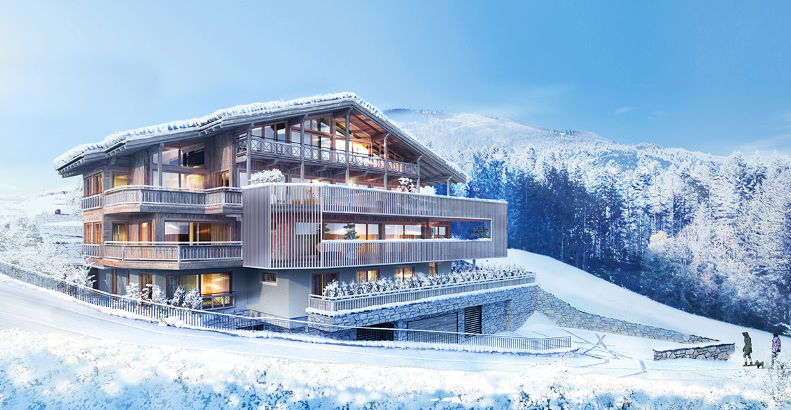 Mountain Residences Apartments, Austria