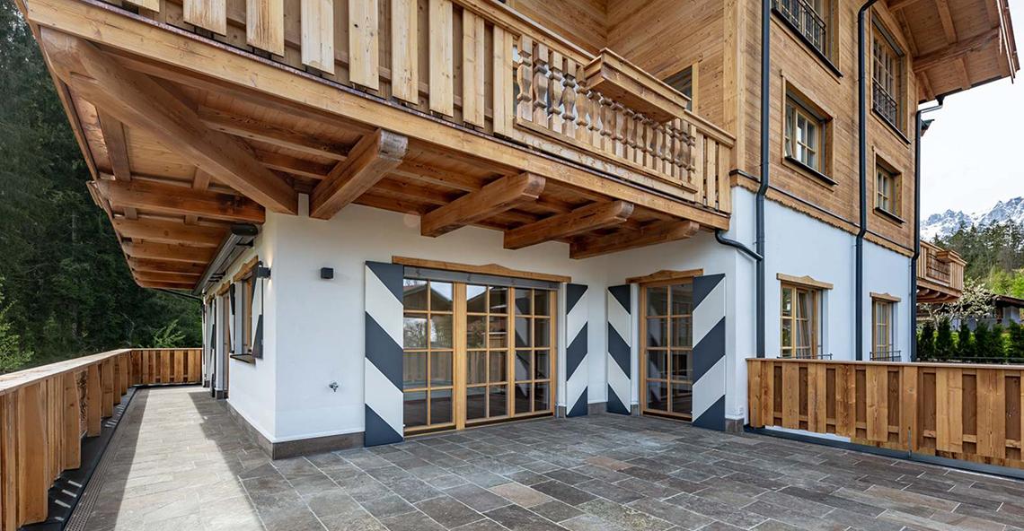 Nicholas Apartments Apartments, Austria