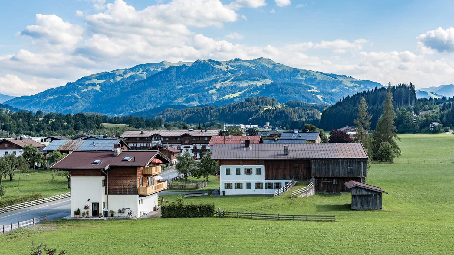 The Oberndorf Residences Apartments, Austria