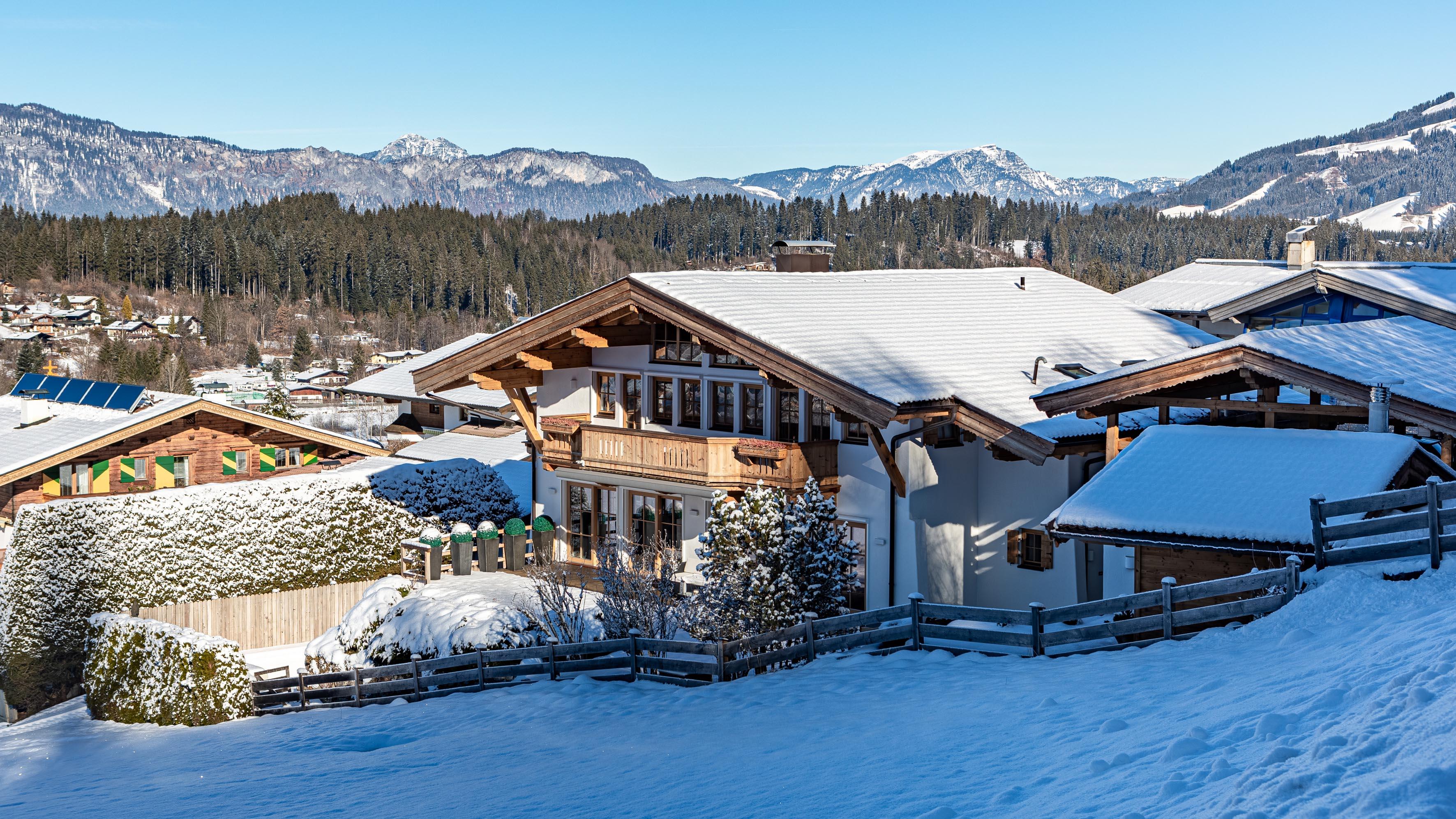 Schwartzsee Chalet Chalet, Austria