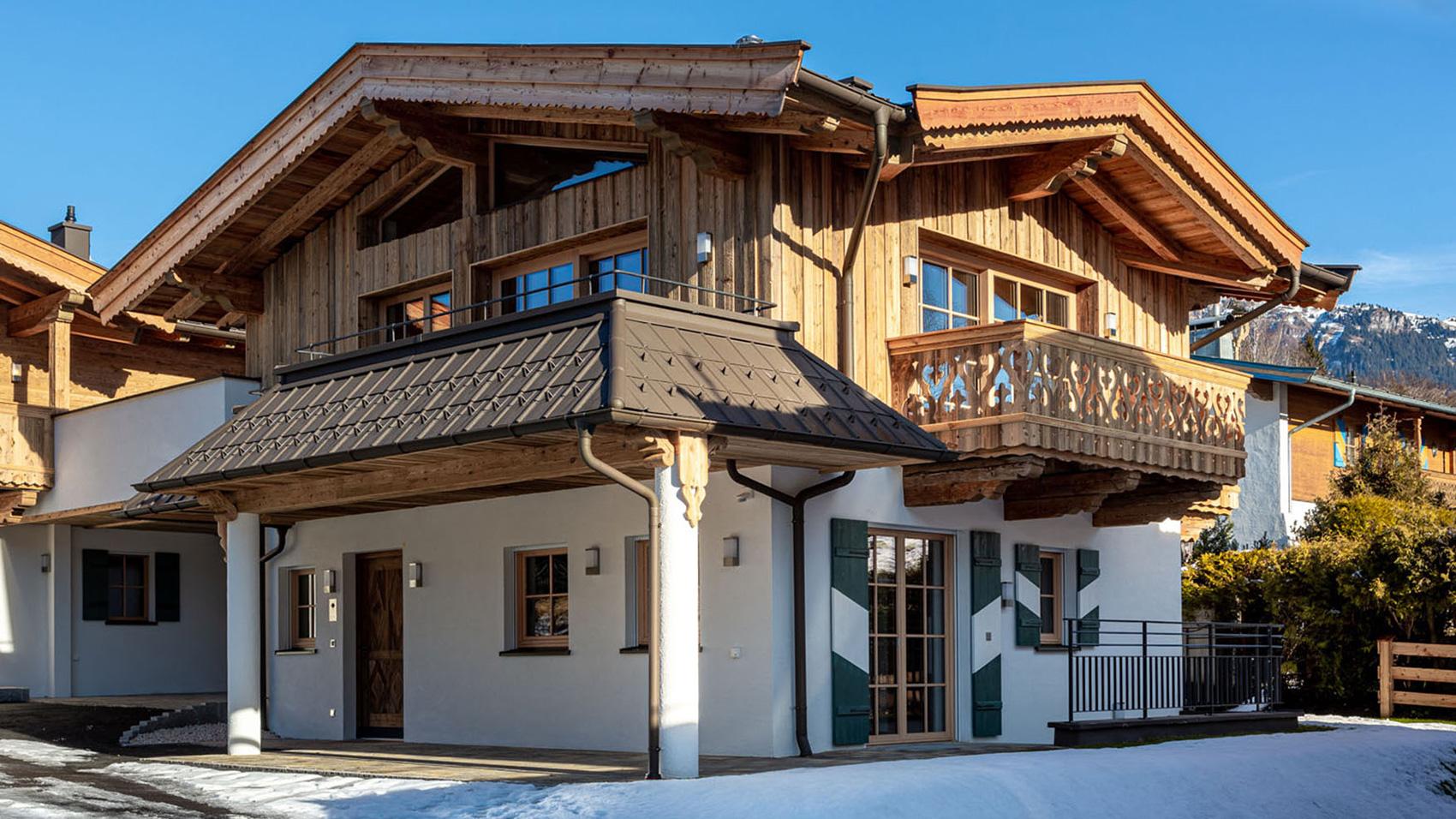Schwarzsee Chalet Chalet, Austria
