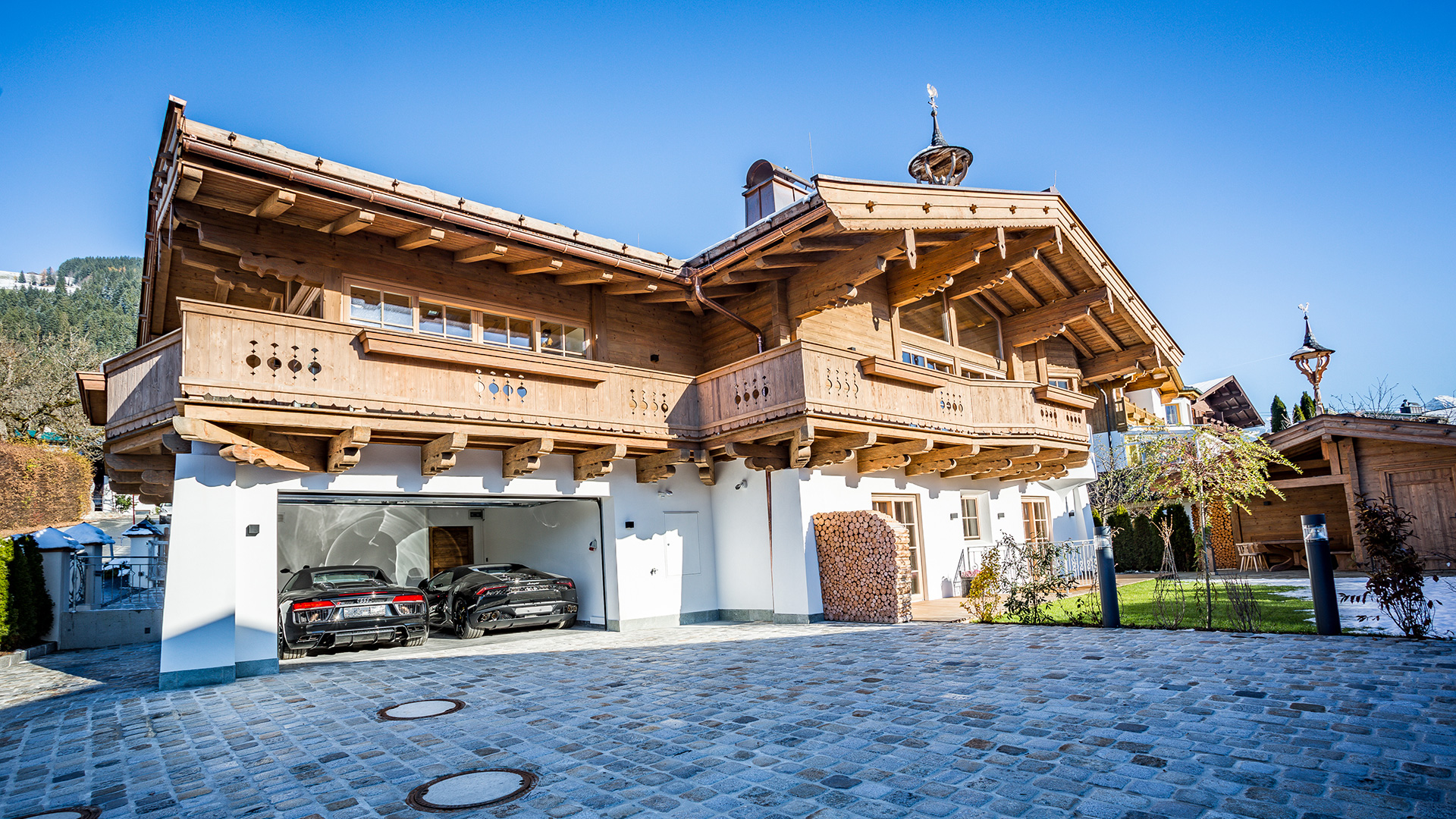 Sun Residence Chalet, Austria