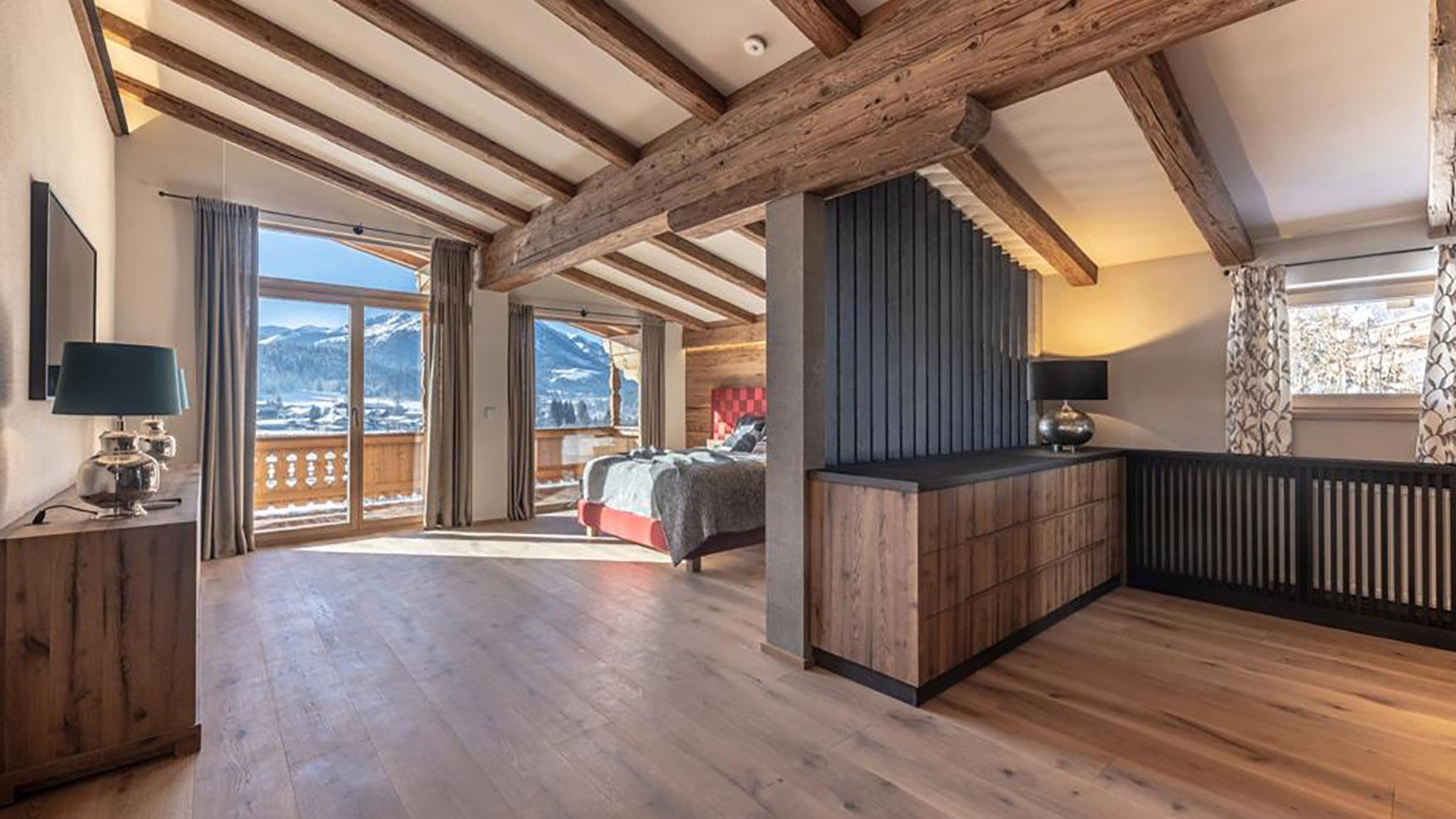 Tyrolean Lodge Chalet, Austria