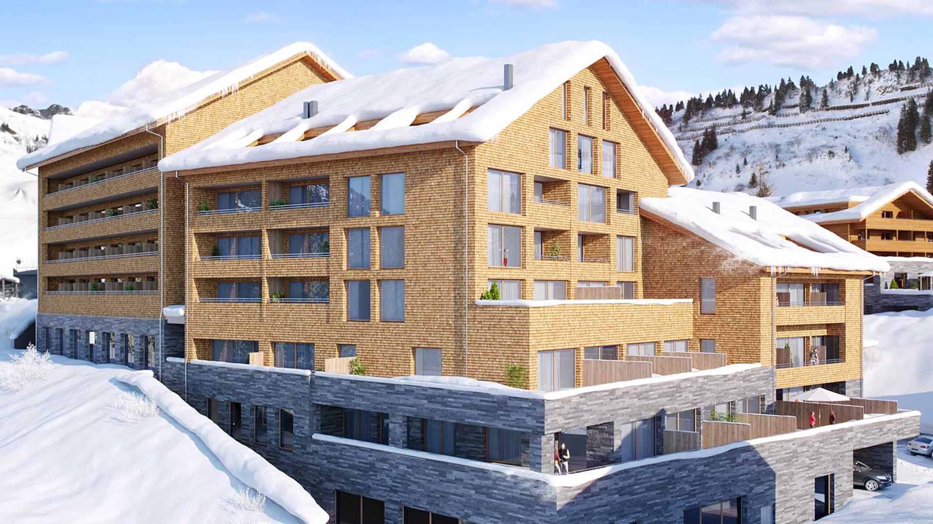 1495 Residences Apartments, Austria