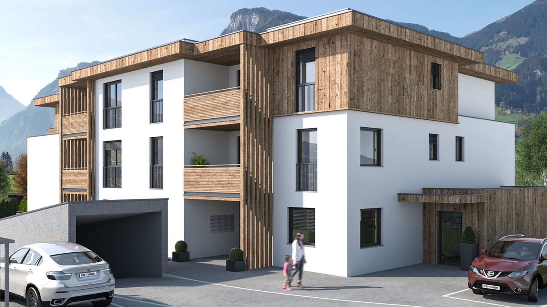 Mayrhofen Residences Apartments, Austria