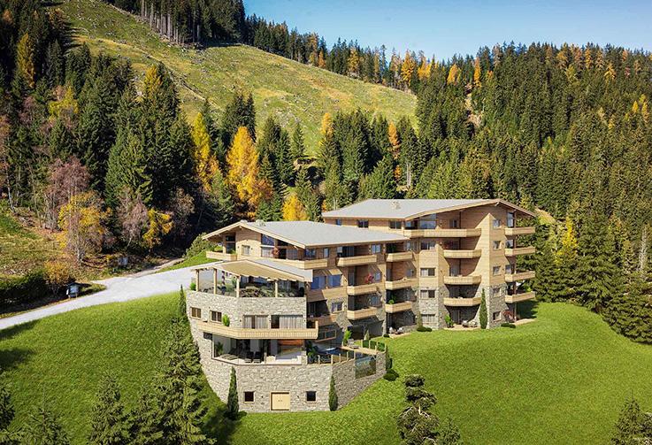 Pitztal, Nature Panorama Apartments