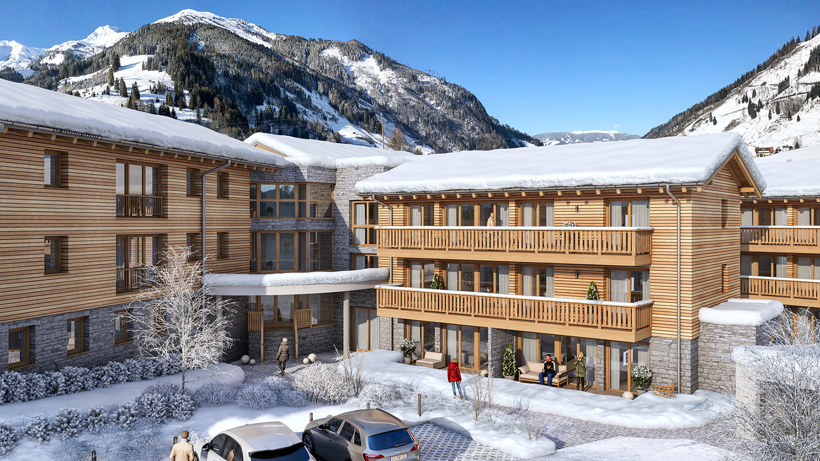 Golden Ski Residences Apartments, Austria