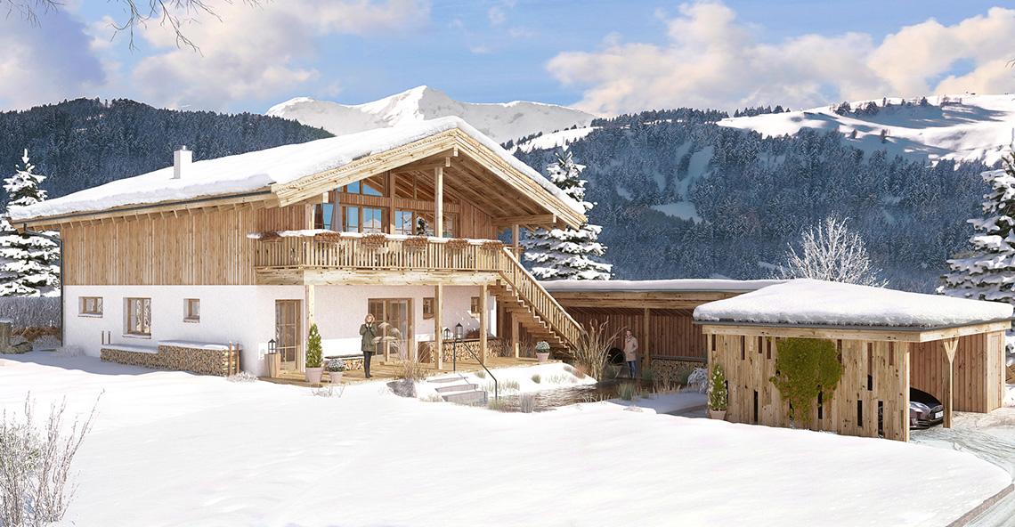 Fieberbrunn Lodge Chalet, Austria