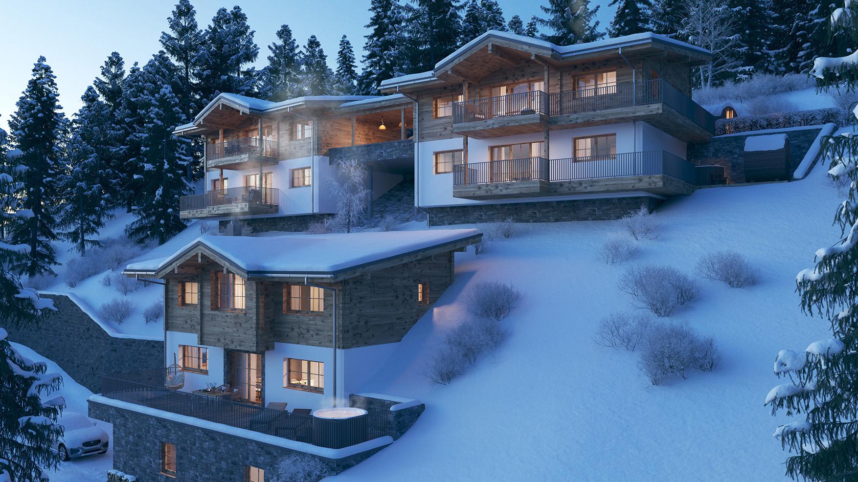 Karwendel Chalets Chalet, Austria
