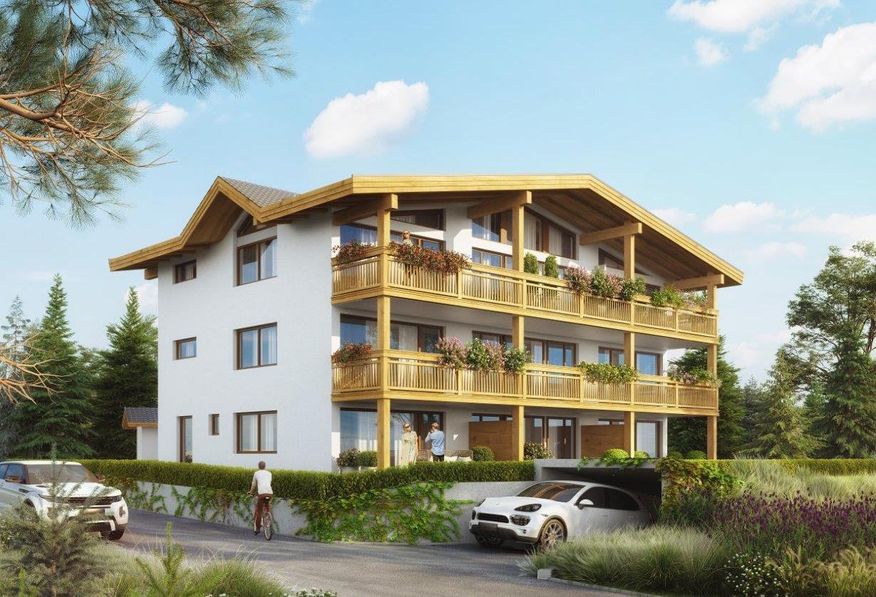 Seefeld, Langlauf Lodge