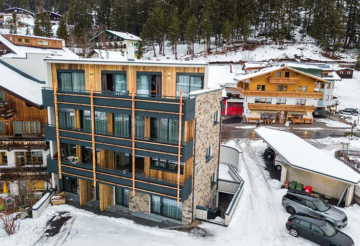 Mosern, Panorama Residences