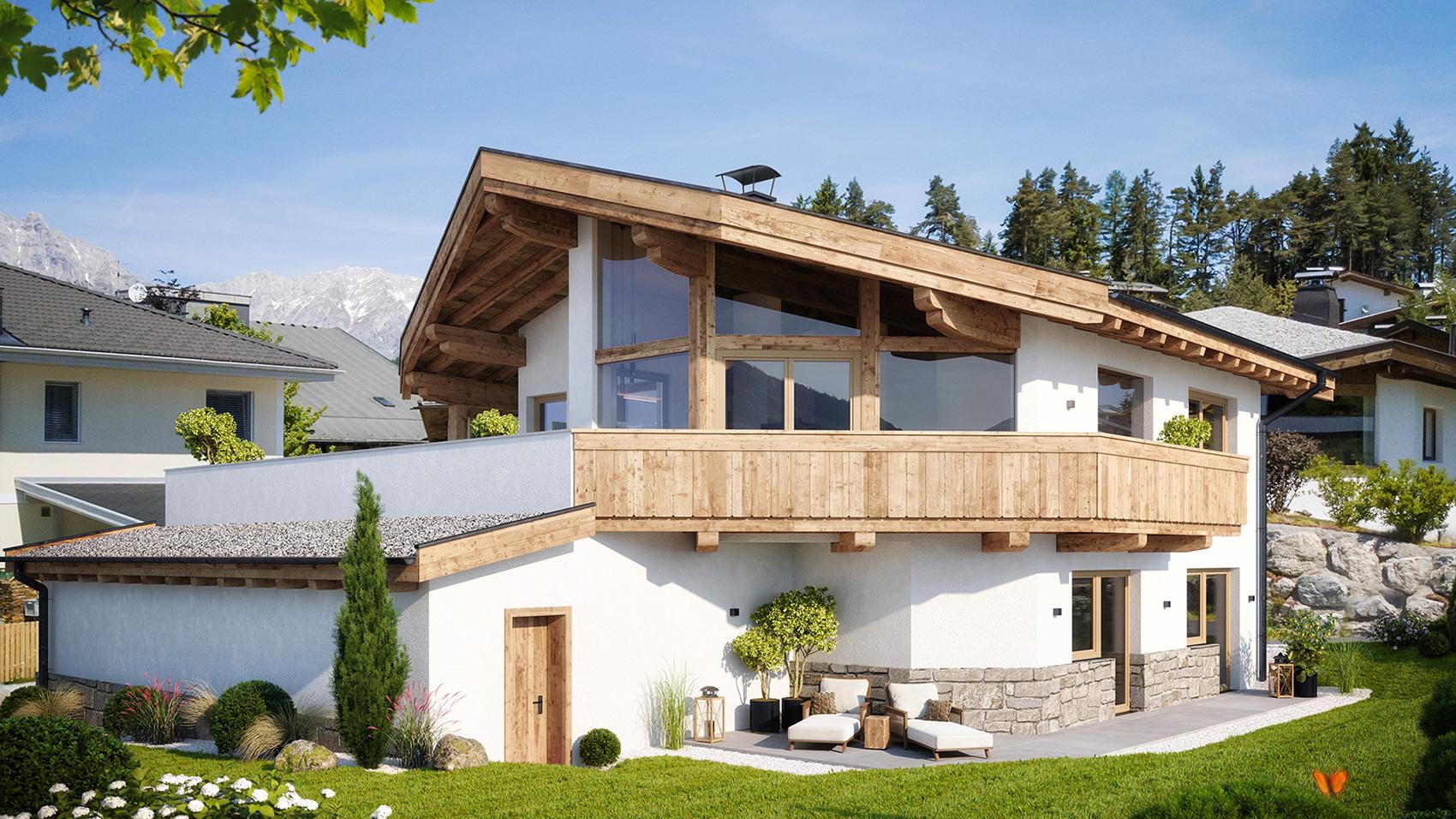 Seefeld Chalet Chalet, Austria