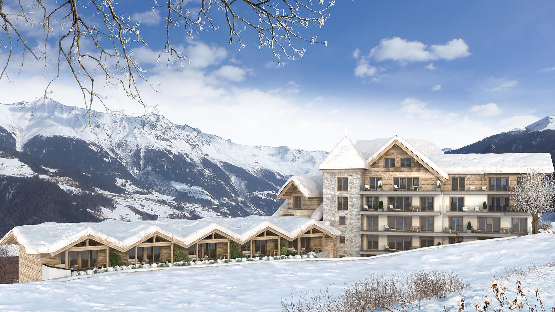 The Ladis Residences Apartments, Austria