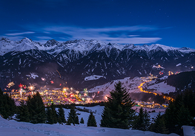 The Village, Serfaus-Fiss-Ladis, Austria
