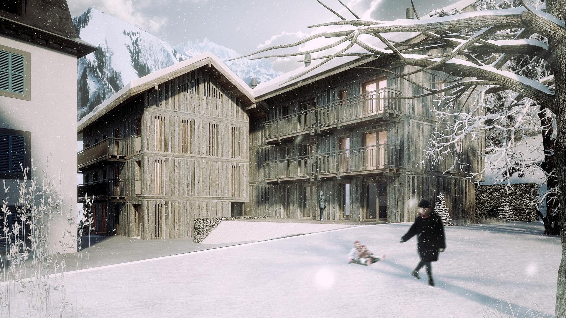 The Globe Apartments, France