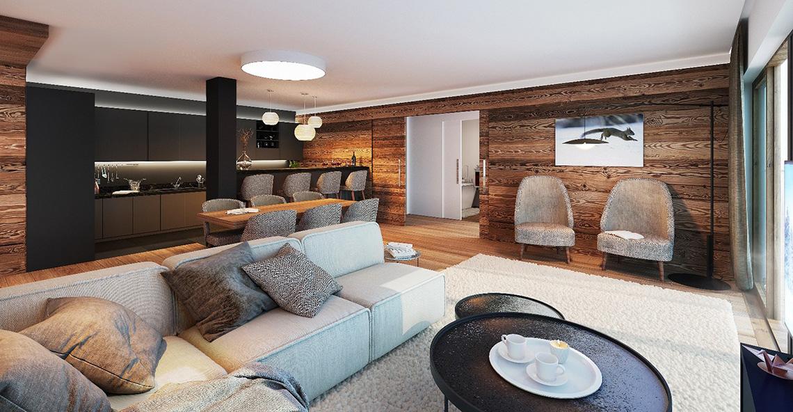 Les Ancolies Apartments, France