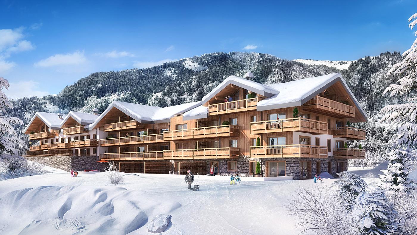 Terrasses de la Vanoise Apartments, France