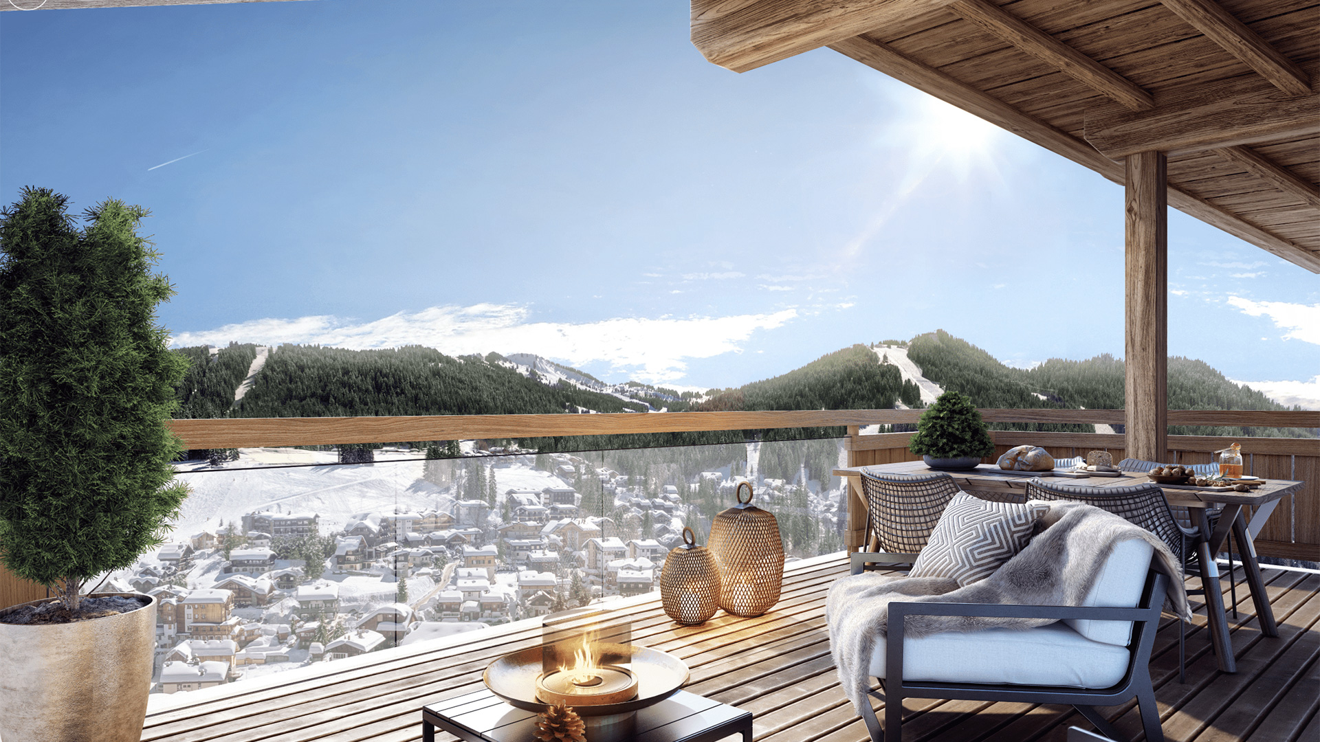 Elodge Apartments, France