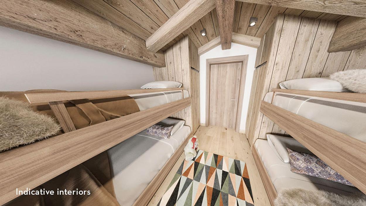 Le Gite Blanc Apartments, France