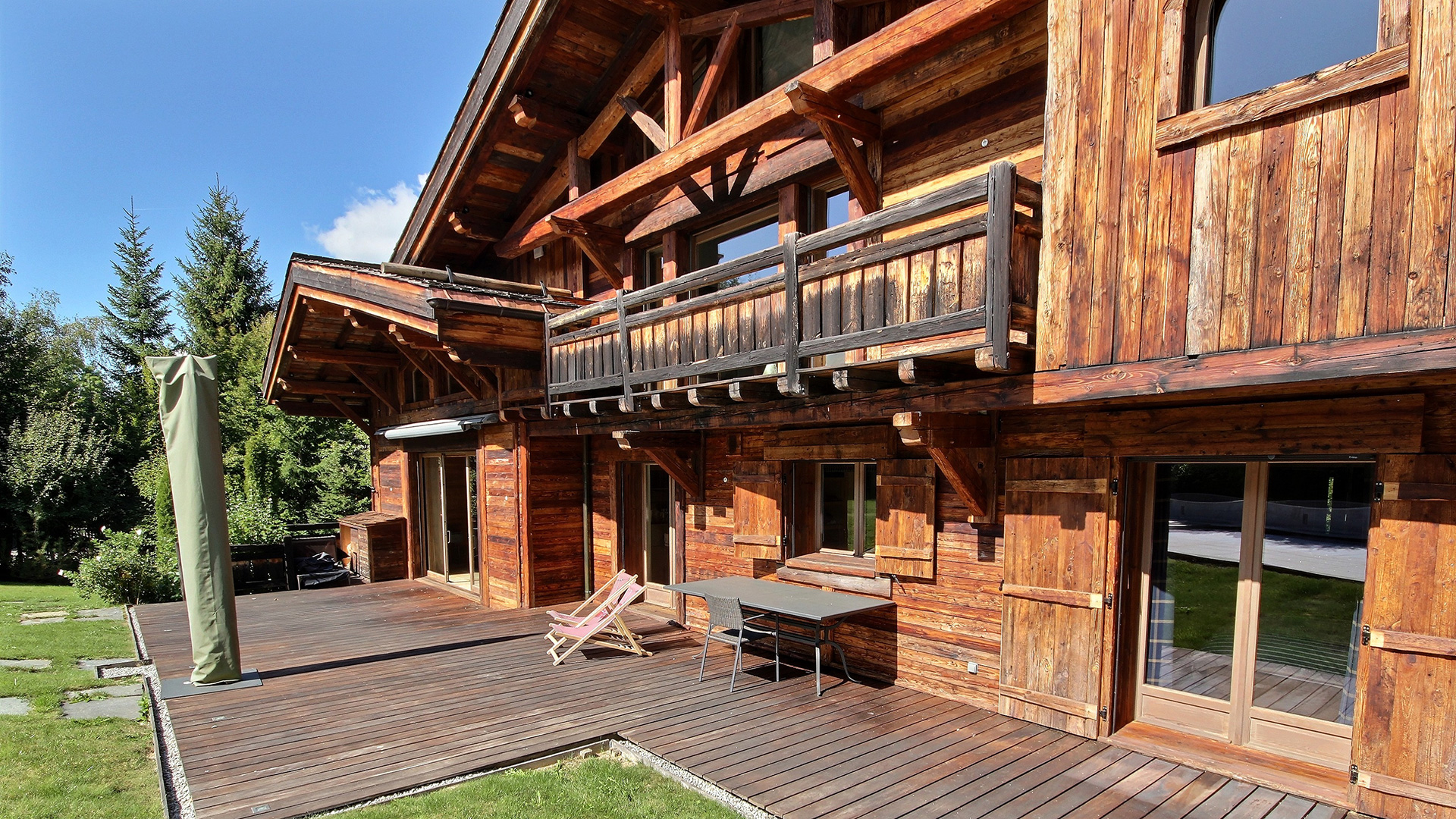 Chalet Achard Chalet, France