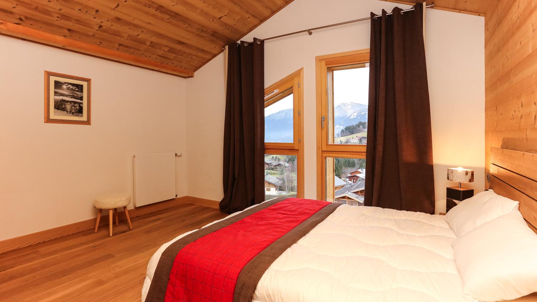 Fermes du Mont Blanc Chalet, France