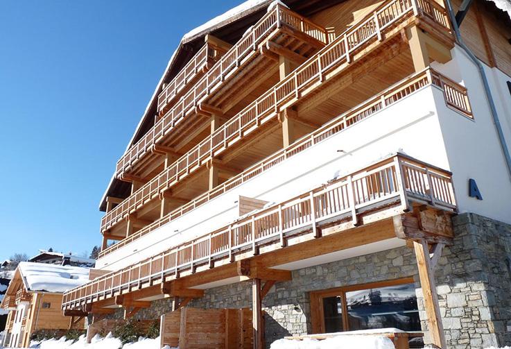 Combloux, Fermes du Mont Blanc