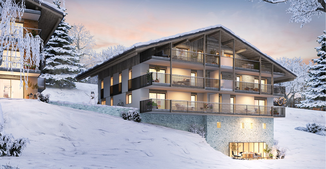Pure Mont Blanc Apartments, France