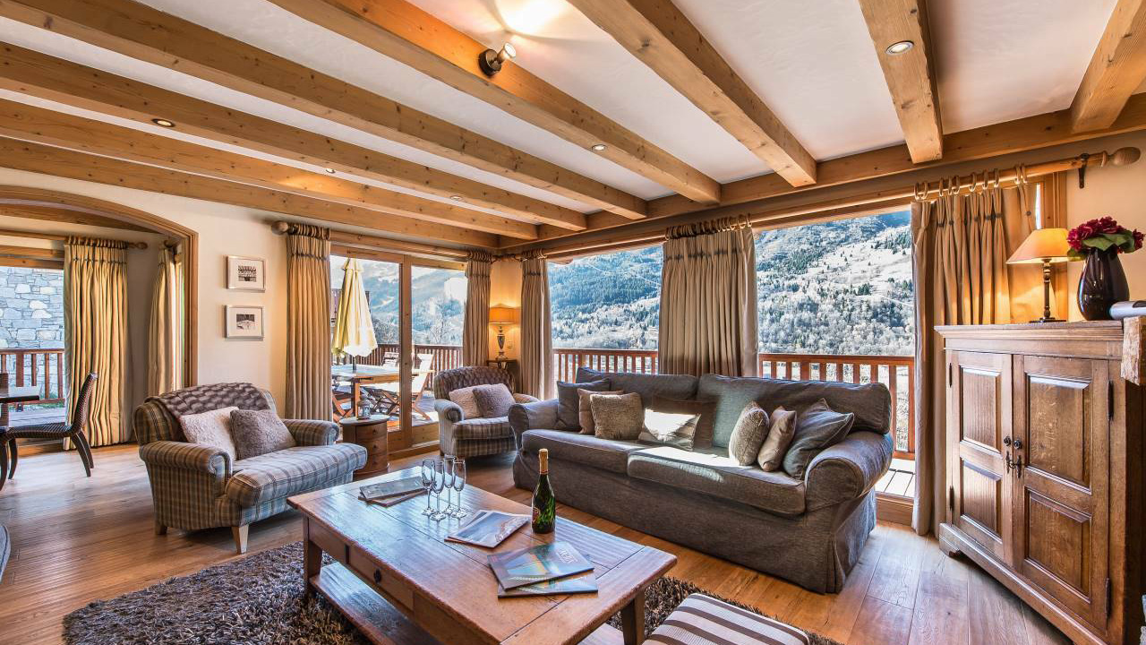 Chalet Panoramic Chalet, France