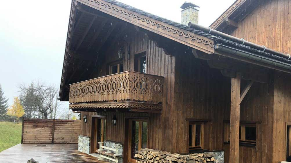 Chalet Savoie Chalet, France