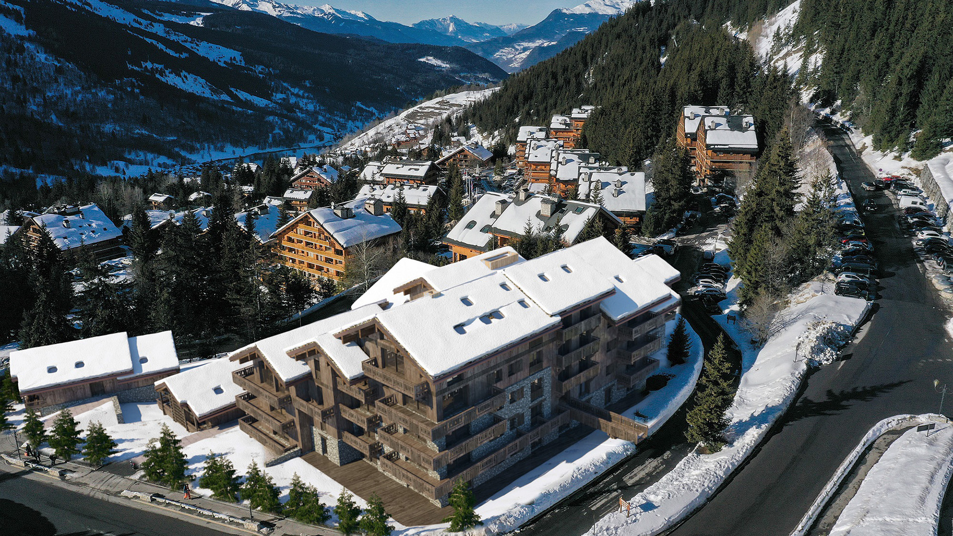 Les Chalets des Pistes (Apts) Apartments, France
