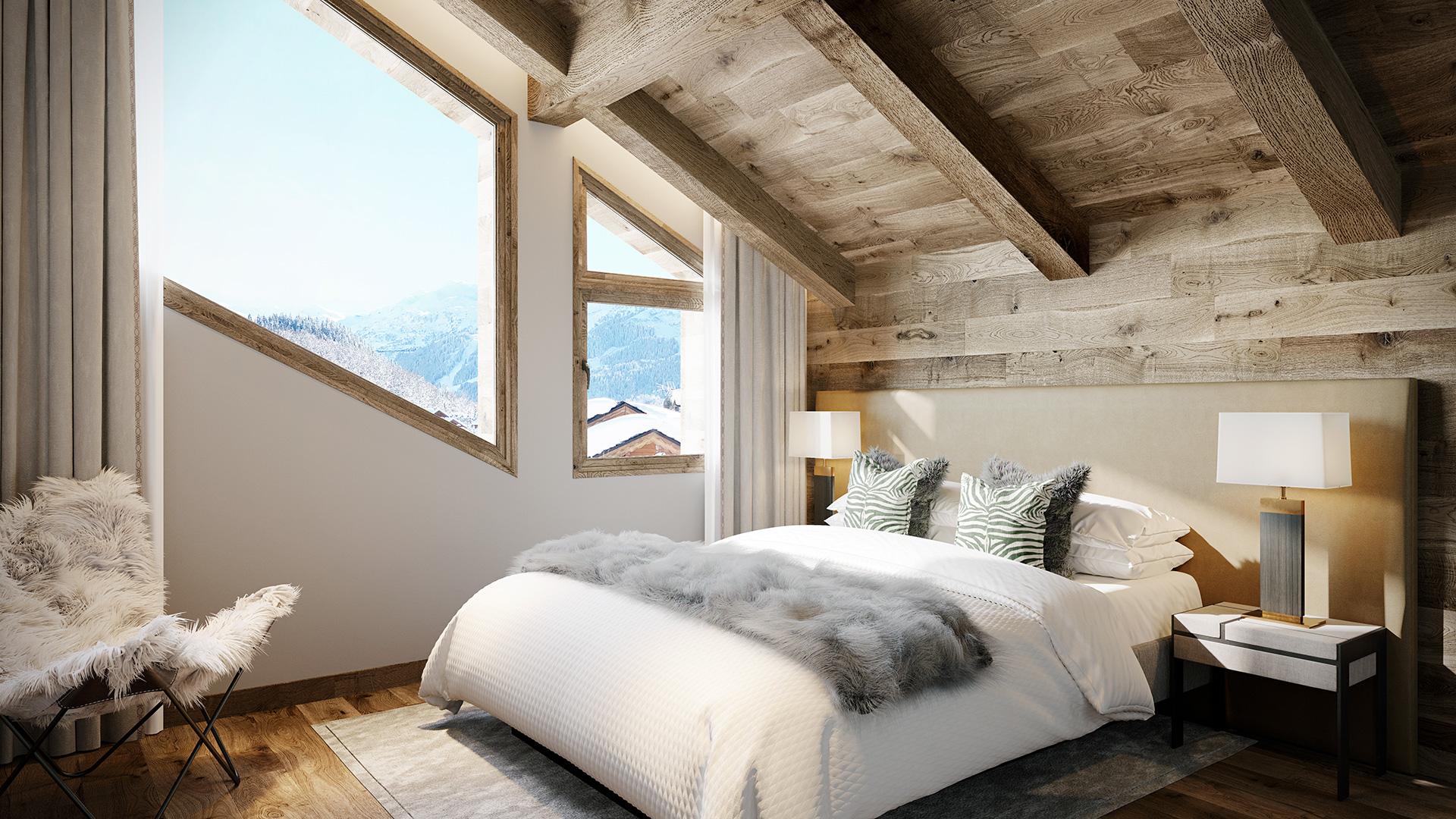 Le Flocon Apartments, France