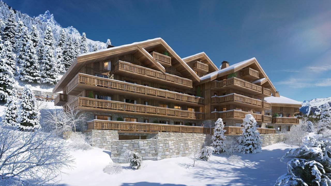 Parc Alpin Apartments, France