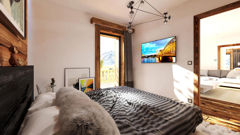 Les Frenes Apartments, France