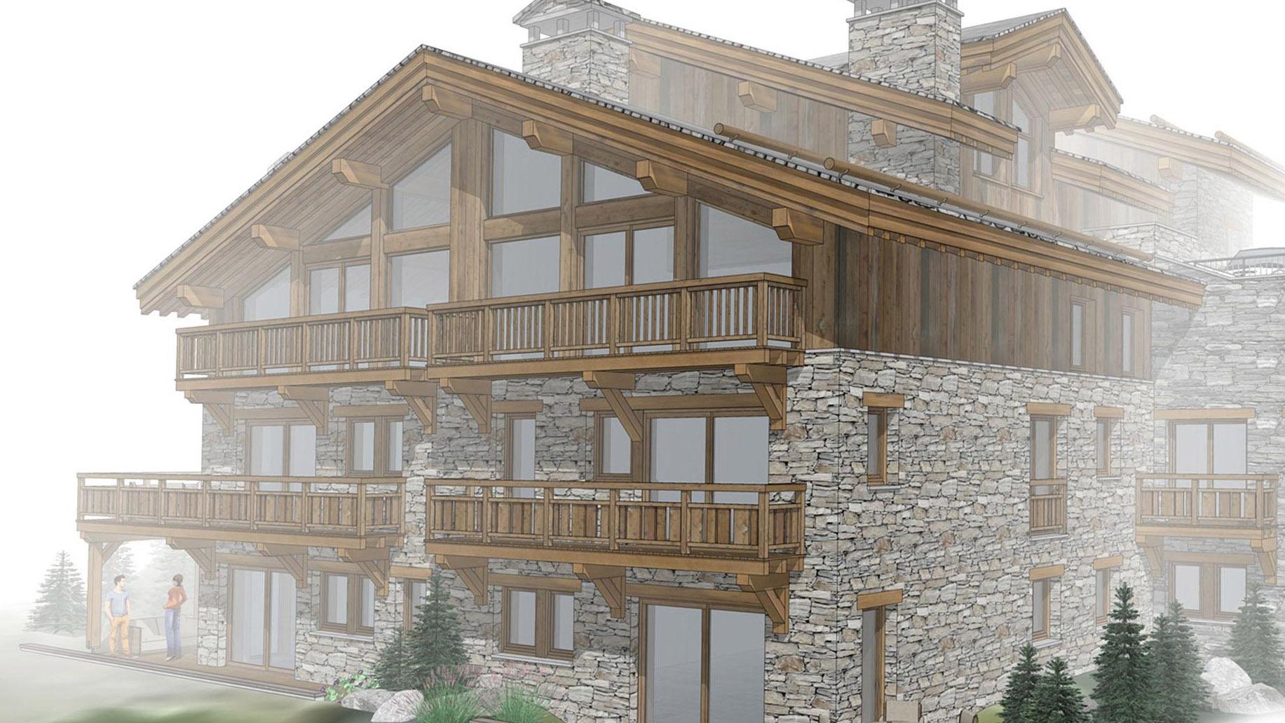 Le Cheval Noir Apts Apartments, France