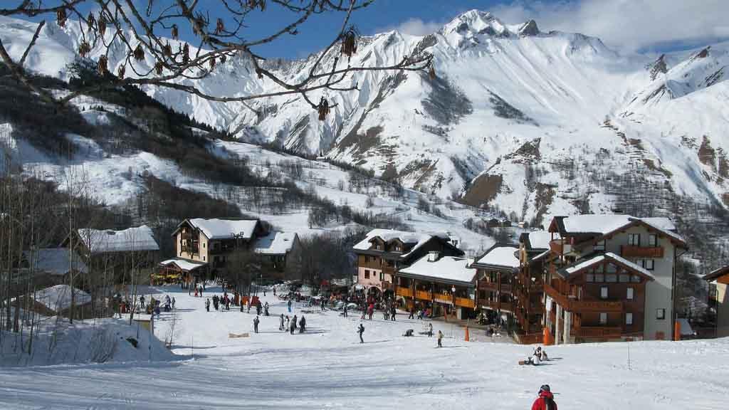 Les Chalets de Saint Marcel Chalet, France