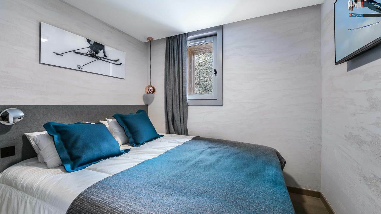 Legettaz Apt Apartments, France