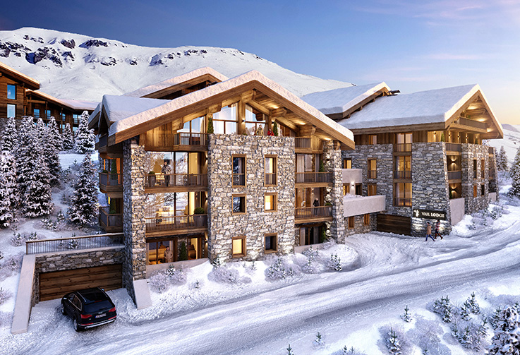 Val d'Isere, Vail Lodge