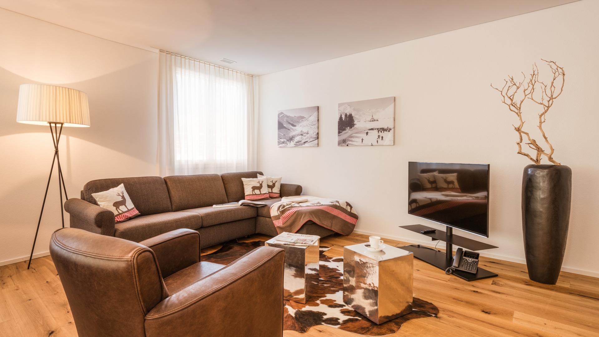 House Biber Apartments, Switzerland