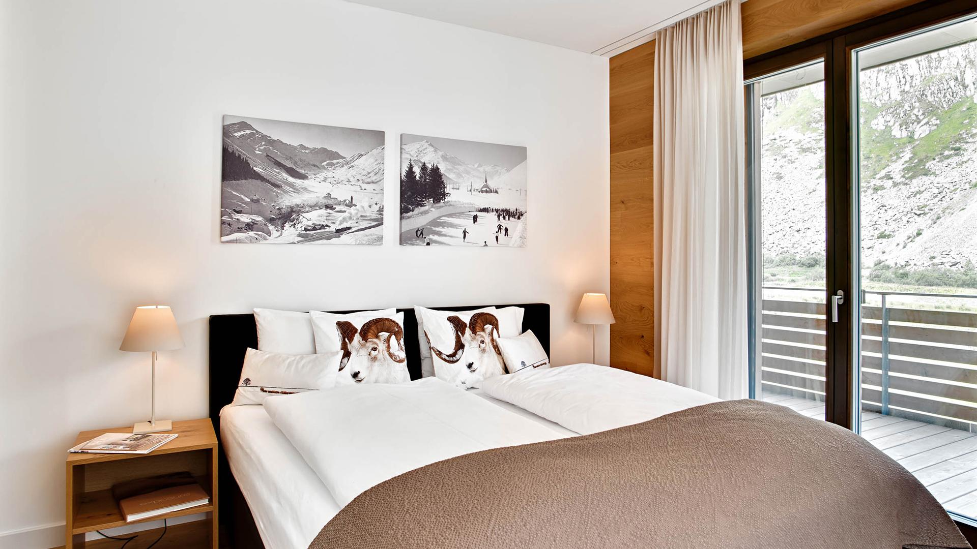 House Gemse Apartments, Switzerland