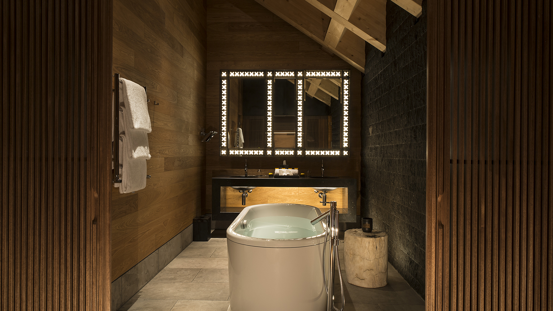 The Chedi Penthouses Apartments, Switzerland