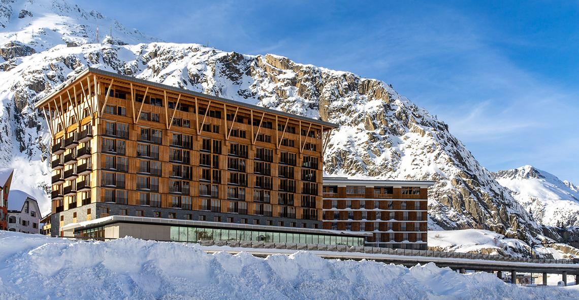 The Gotthard Residences Apartments, Switzerland