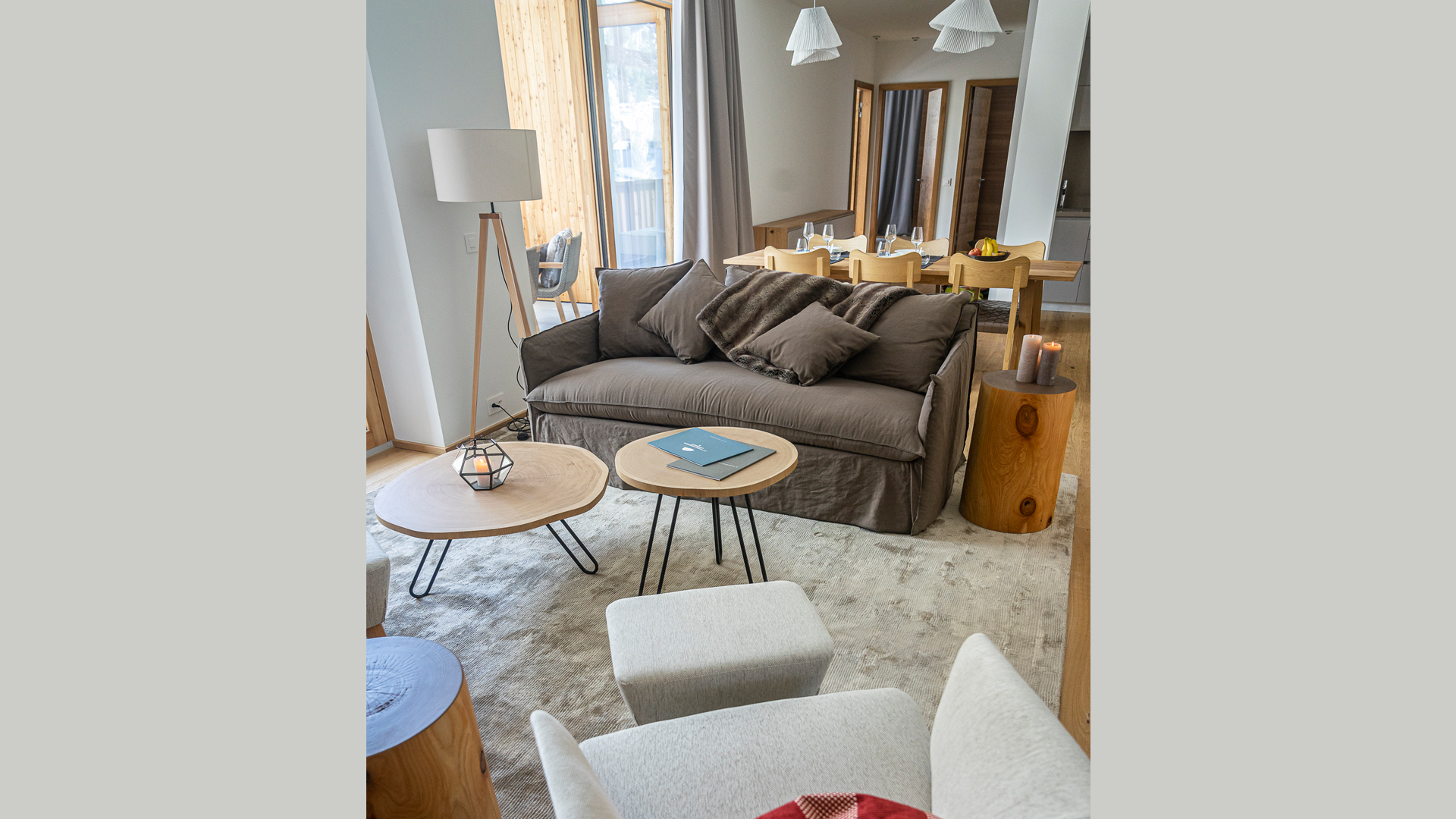 The Gotthard Lofts Apartments, Switzerland