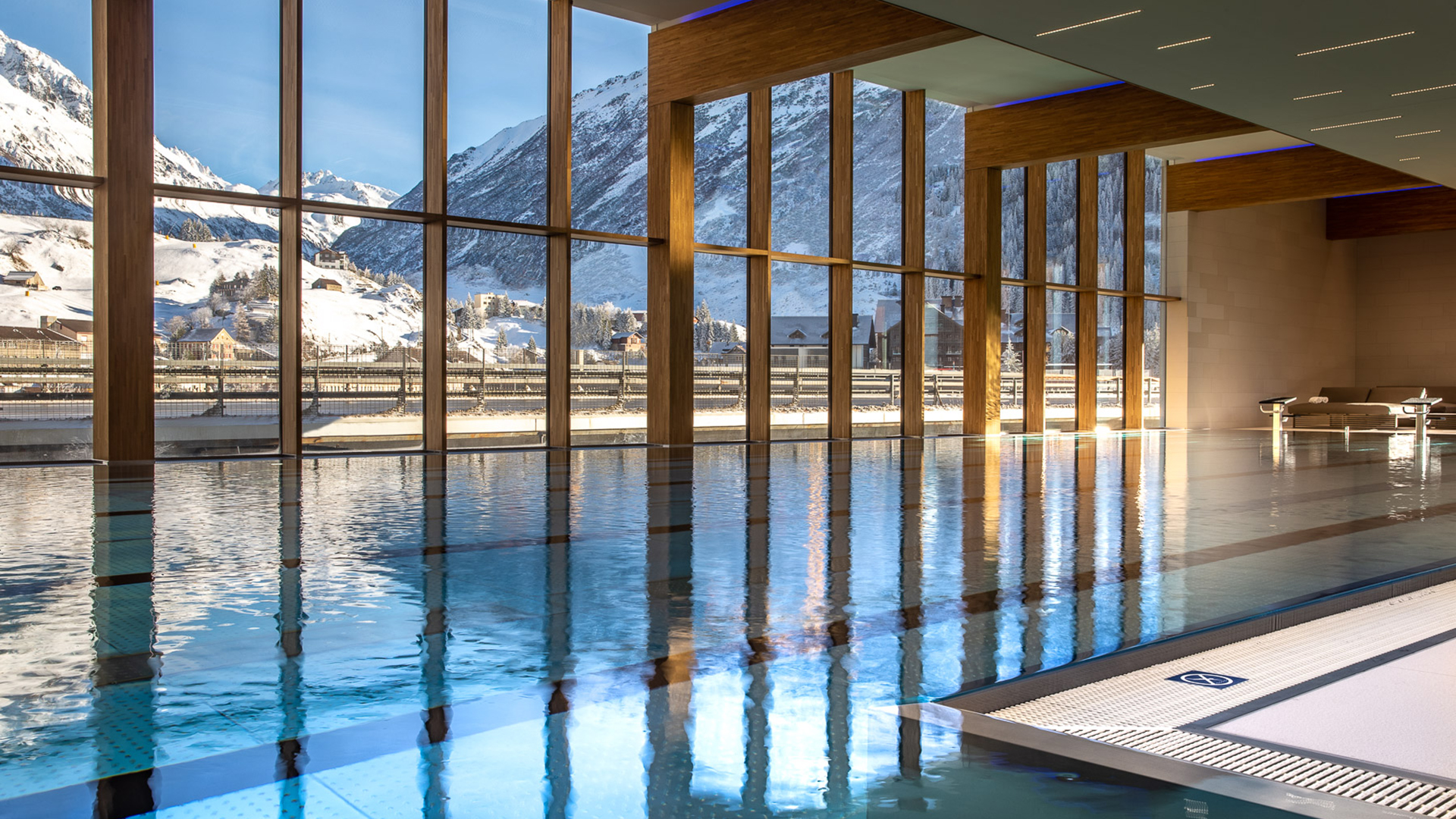 The Gotthard Lofts Apartments, Switzerland