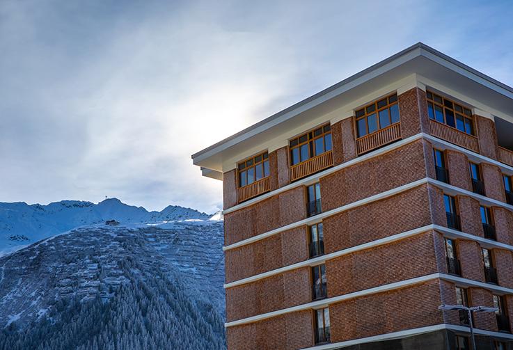 Andermatt, The Gotthard Lofts