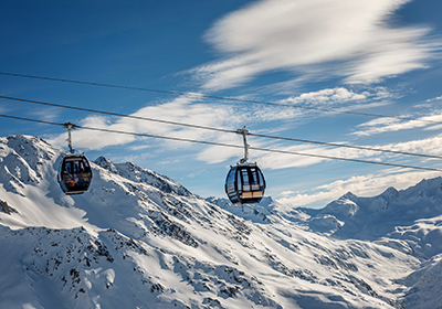 The Skiing, Andermatt, Switzerland