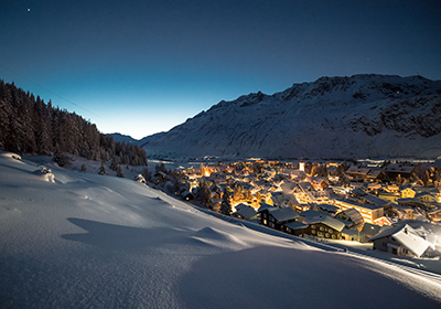The Village, Andermatt, Switzerland