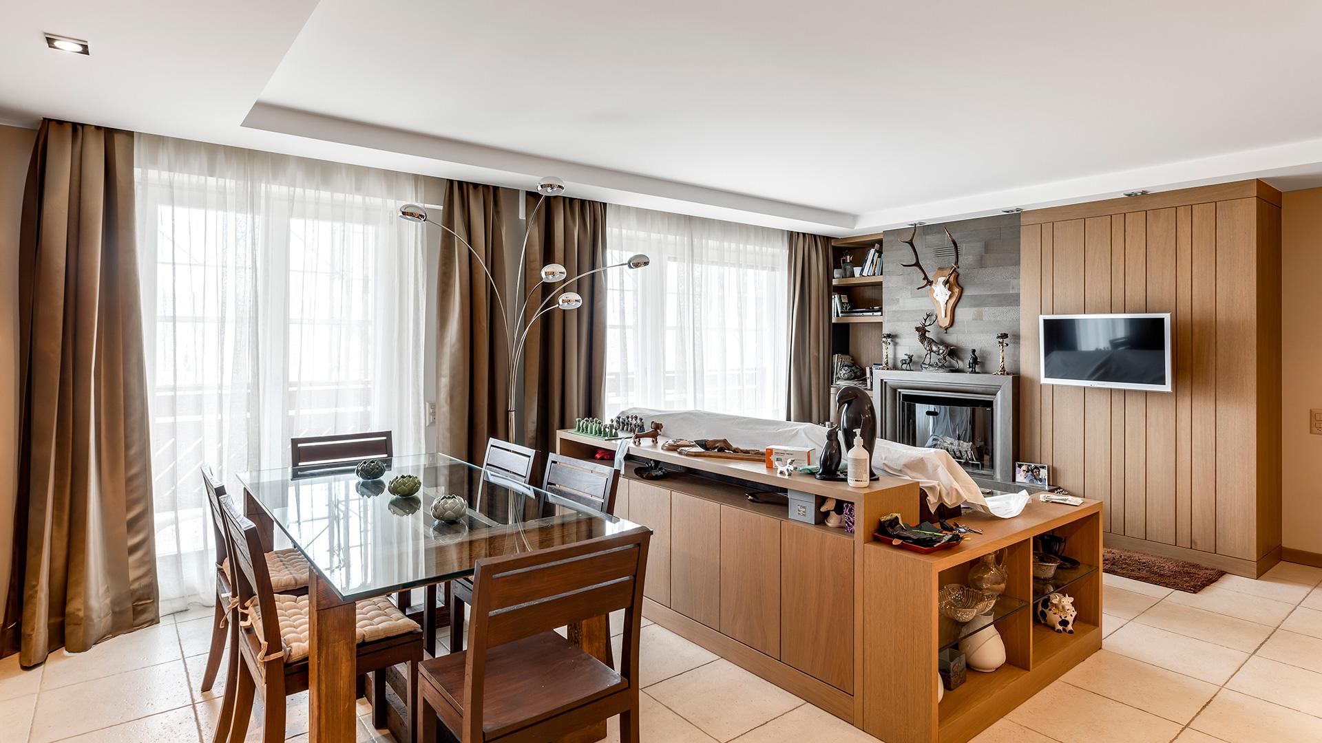 Appartement du L'Ours Apartments, Switzerland